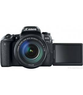 CANON EOS 77D + 18-135 IS USM NANO + GRATIS 1 AN MAINTENANCE VIP SERPLUS CANON