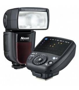 NISSIN FLASH KIT DI700A + MANDO AIR MICRO 4/3