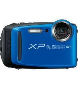 FUJIFILM FINEPIX XP120 AQUATICA AZUL 20MTS.