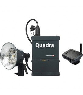 ELINCHROM KIT QUADRA LIVING LIGHT