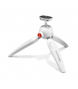 MANFROTTO TRIPODE MINI PIXI EVO - BLANCO