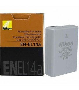 NIKON BATTERY EN-EL14/14a (ORIGINAL)