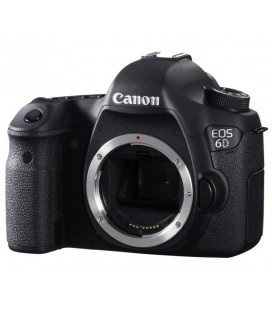CANON EOS 6D BODY  (VALID FOR REIMBURSEMENT CANON WHEN BUYING A PROMOTED OBJECTIVE)