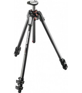 MANFROTTO  MT190CXPRO3  TREPPIEDE IN CARBONIO