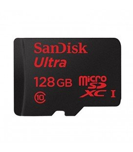 SANDISK MICRO SDXC ULTRA 128GB 80MB/s