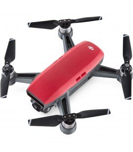 DJI SPARK FLY MORE  COMBO-  ROUGE