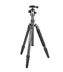 MANFROTTO ELEMENT TRAVELLER BIG DE CARBONO CON RÓTULA DE BOLA MKELEB5CF-BH
