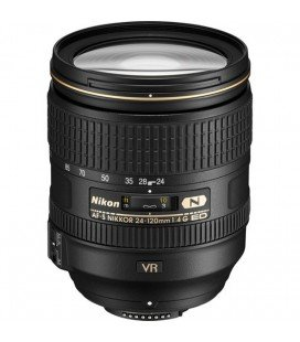NIKON 24-120 MM f/4G AF-S ED VR (Objective of a kit - without box)