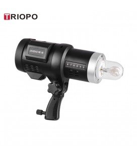 TRIOPO EXTERNAL FLASH TTL F1 600W + BOWENS ADAPTER