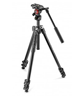 MANFROTTO LIGHT 290 KIT TRIPODE + ROTULA DE VIDEO