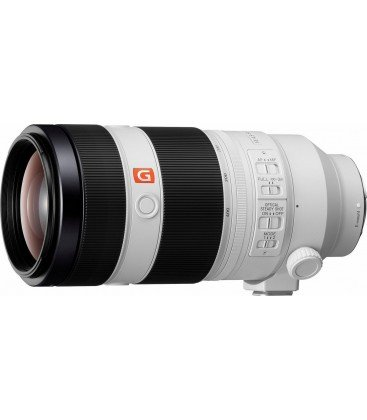 SONY 100-400mm f4,5-5,6 GM OSS  E MOUNT