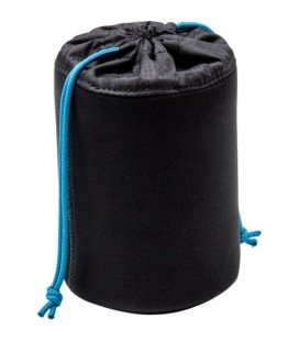TENBA SOFT LENS HOLDER  5X3.5 IN. (13X9 CM) - NERO