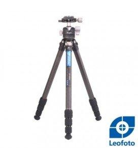 LEOFOTO  LS254C + LH30 KIT TRIPODE CARBONO + ROTULA