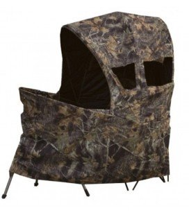 STEALTH GEAR M2 HIDE CHAIR 2 PEOPLE CAMOUFLAGE