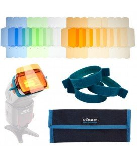ROGUE FLASH GELS DE CORRECION KIT DE 18 GELS