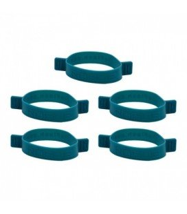ROGUE BANDA DE GEL FLEXIBLE - PACK DE 5