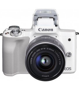 CANON EOS M50 +15-45MM IS STM KIT CSC BLANCO