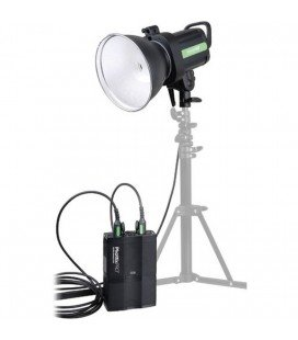 PHOTTIX FLASH INDRA 500 TTL KIT ESTUDIO CON BATERIA