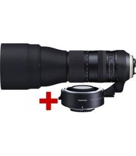 TAMRON SP 150-600mm F/5-6,3 Di VC USD G2+1.4X TELECONVERSOR - NIKON KIT