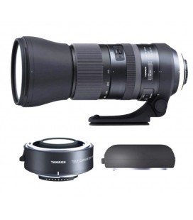 TAMRON SP 150-600mm F/5-6,3 Di VC USD G2+1.4X TELE + TAP-IN CONSOLE - KIT PARA NIKON