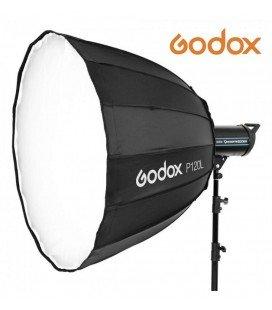 GODOX P120L 120CMS SOFTBOX CON SUPPORTO BOWENS MOUNT