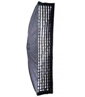 GRILLE GODOX AVEC BOWENS MOUNT 35X160CMS. SB-FW 35160