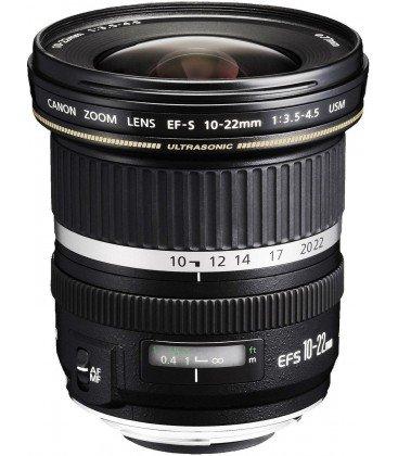 CANON EF-S 10-22mm f/3.5-4.5 USM + GRATIS 1 Jahr VIP Wartung SERPLUS CANON