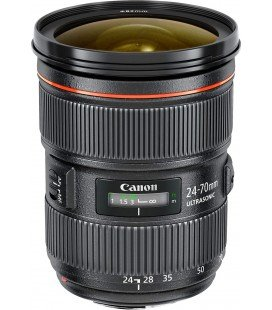 CANON EF 24-70mm f/2.8L II USM + FREE 1 an VIP MAINTENANCE SERPLUS CANON