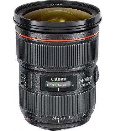 CANON EF 24-70mm f/2.8L II USM PRUEBALO GRATIS (VER PROMOCIONES )