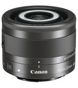 CANON EF-M 28 MM F / 3.5 Macro IS STM + FREE 1 YEAR VIP MAINTENANCE SERPLUS CANON