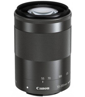 CANON EF-M 55-200MM 1:4-5.6.3 IS STM + GRATIS 1 YEAR MAINTENANCE VIP SERPLUS CANON