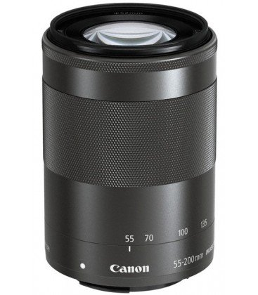 CANON EF-M 55-200MM 1:4-5.6.3 ISTM + GRATIS 1 AN MAINTENANCE VIP SERPLUS CANON