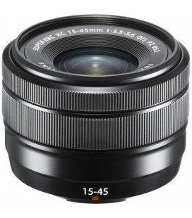 FUJIFILM  XC 15-45 mm fF/ 3,5-5,6 OIS PZ BLACK