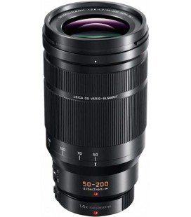 PANASONIC LEICA 50-200MM F/ 2.8-4 ASFALTO.DG VARIO EL MARIT POWER OIS