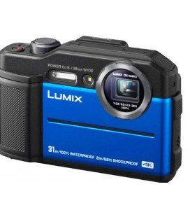 PANASONIC DMC-FT7 AQUATICA 31MTS. BLAU DC-FT7EG-A