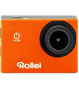ROLLEI ACTIONCAM 372 ORANGE 140º WIFI 30METROS