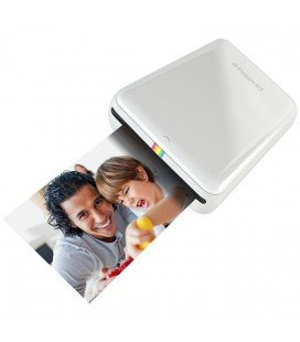 POLAROID ZIP IMPRESORA MOVIL-BLUETOOTH-BLANCA