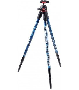 MANFROTTO TRIPODE OFF ROAD VERDE-ROJO-AZUL