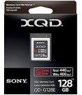 SONY XQD-TARJETA SERIE G 128GB 440MB/s