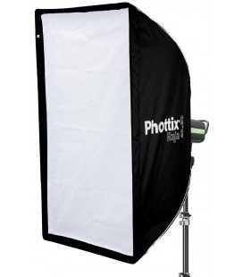 PHOTTIX SOFTBOX RECTANGULAR RAJA (60X90CM)