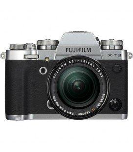 FUJIFILM X-T3 + OIS XF 18-55mm f / 2.8-4 R LM PLATA + 100€ DESCUENTO DIRECTO VER PROMOCIONES