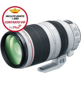 Canon EF 100-400mm f/4.5-5.6L IS II USM + 300€ CASHBACK + GRATIS 1 AÑO MANTENIMIENTO VIP SERPLUS CANON