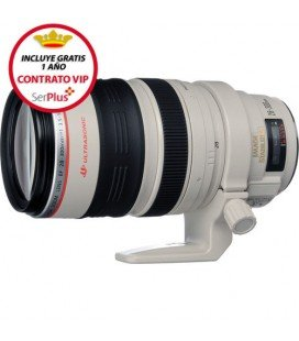 CANON EF 28-300mm f/3.5-5.6L IS USM + GRATIS 1 AÑO MANTENIMIENTO VIP SERPLUS CANON