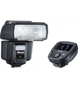 NISSIN I60A +AIR 10S KIT DE FUJIFILM