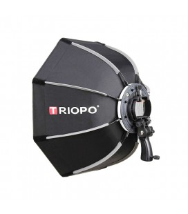 TRIOPO 65CMS FINESTRA SOFTBOX SPEEDLIGHT FINESTRA