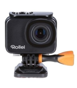 ROLLEI ACTION CAM 550 TOUCH BLACK 4K 160º 40M WIFI