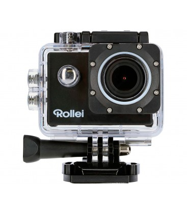 ROLLEI ACTION CAM 540 NEGRO 4K 140º 40M WIFI