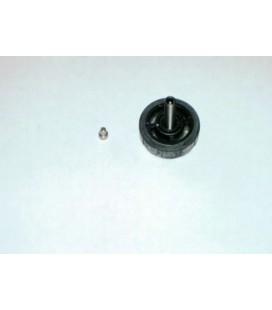 MANFROTTO R490, 12. Manopola della serratura della sfera