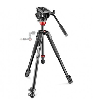 MANFROTTO MVK500+190XV ALUMINIO VIDEO KIT
