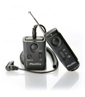 PHOTTIX CLEON II W-R N8 WIRELESS P/NIKON D200-D300-D700-D2Xs-D3